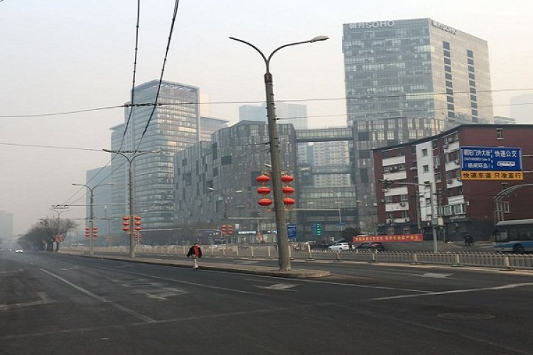 Did Beijing Seem Empty This Past Week? That's Because 8.48 Million People Left During CNY