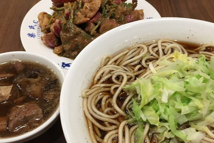 R Street Eats: RMB 35 Per Person LaoBeijing Beef Noodles at Sanlitun Soho