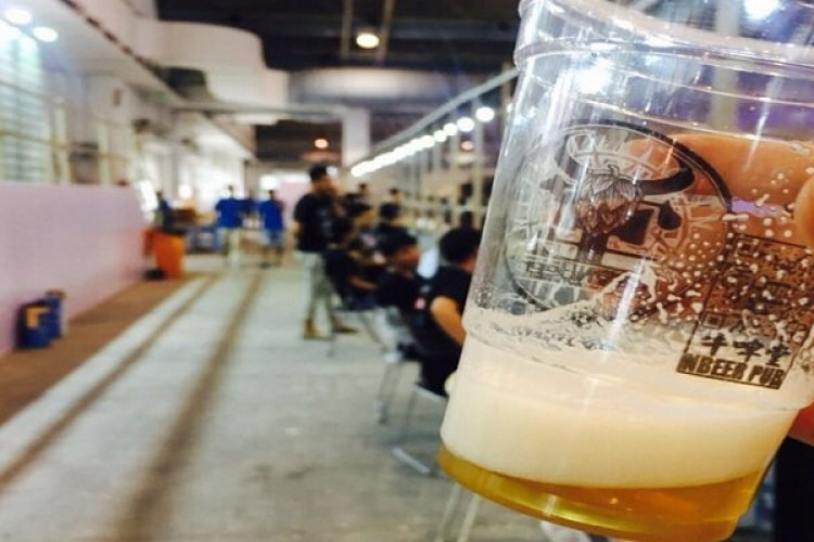 R 300 Beers Are The Answer! China International Craft Beer Festival, July 8-9