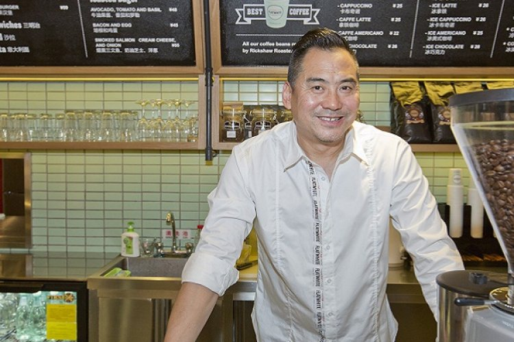 Mastermind: Michael Hongfu, Owner and Founder of Cafe Flatwhite