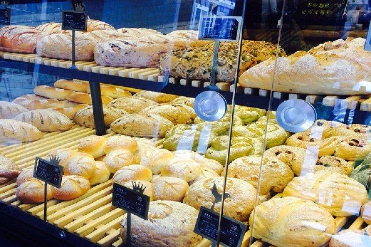 New Bakery Zeroll Rolls in SanlitunNew Bakery Zeroll Rolls in Sanlitun