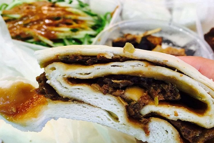 "DP Street Eats: RMB 15 ""Big Lazy Dragon"" Gets You Filled Up"
