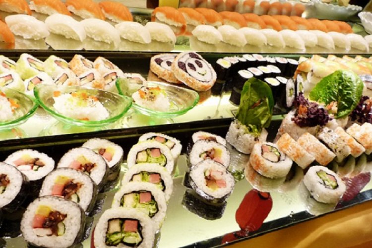 R Once Food Hoarder's Heaven Golden Jaguar Buffet Closed All Locations in Beijing