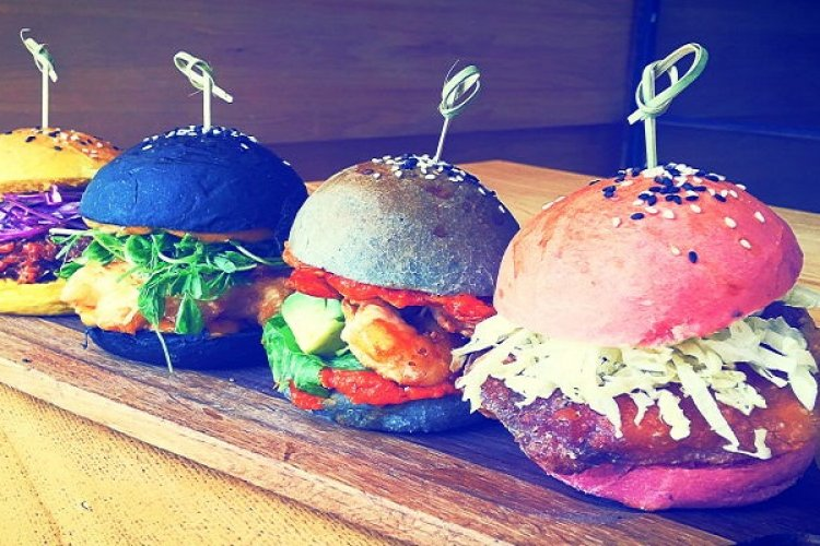The Rug Sanlitun Starts Midnight BBQ, With Kabab, Slider and Decent Beer at Competitive Price