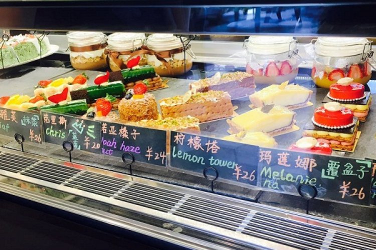 Croissant Village, New Taiwanese-Style Pastries Fancier Than 90s Style at Topwin Center