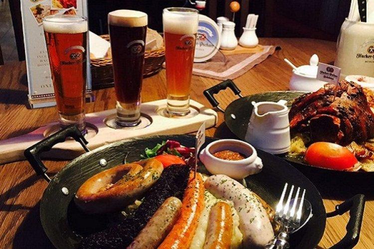 DP Celebrate Month-Long Oktoberfest at Hacker-Pshorr Bräuhaus, until April 25