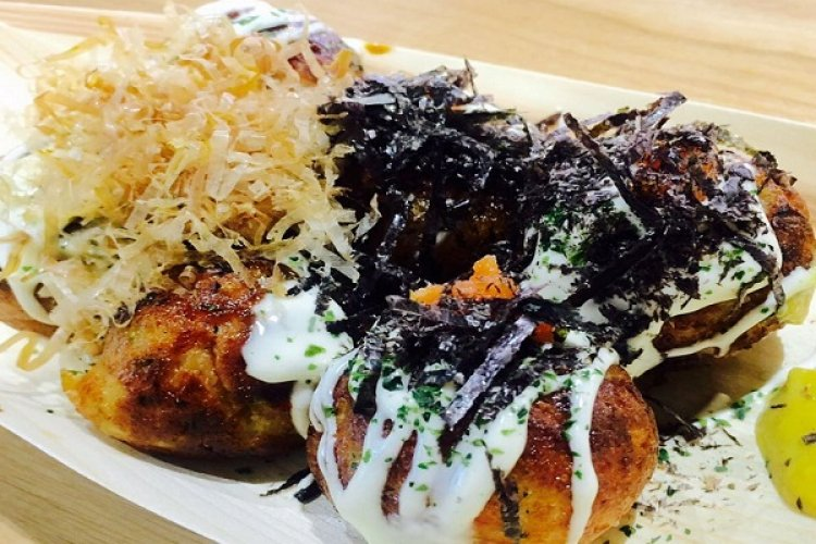 Street Eats: Takoyaki and the Vanishing Cravings
