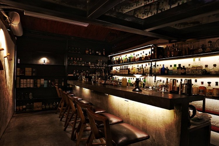The Hidden Speakeasy Bar Scarlet A Revamps the Cocktail Menu