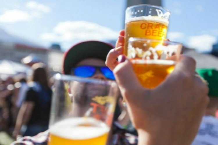 It's Also A Beer Festival, Burger Cup Festival Is More Than Just BurgerIt's Also A Beer Festival, Burger Cup Festival Is More Than Just Burger