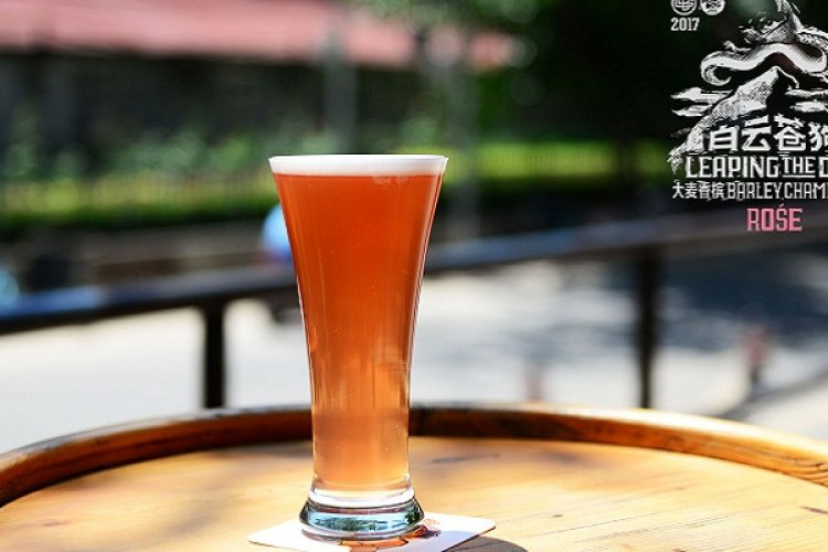 R What's Up in Beer: Great Leap's New Brew, Jing-A's Co-Brew, Arrow's Liangma Back, Free Beer Day, and Beer Deals
