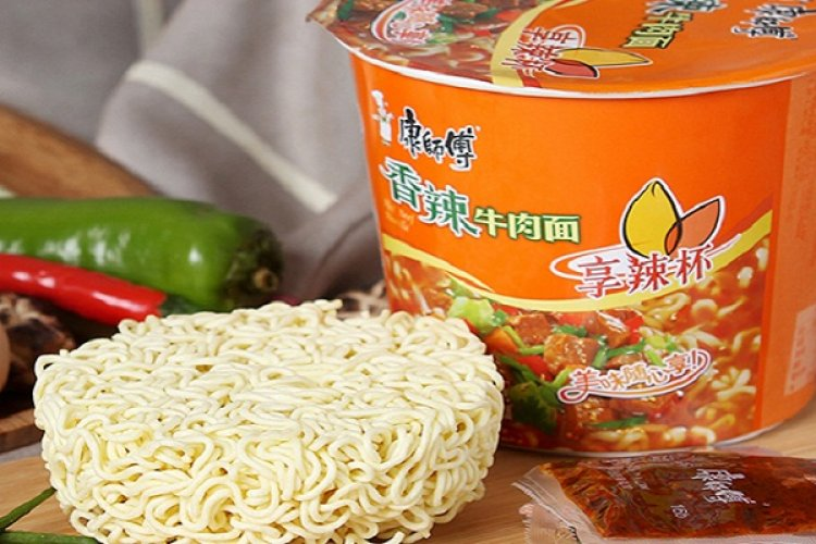 DP Don't Panic, Your Life Savior Instant Noodles Master Kong Won't Be Shut Down