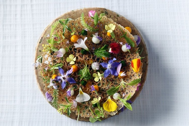 Shining Star in The West, New Spring Menu at Azur, Shangri-La Hotel