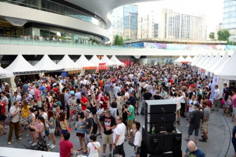 Great Leap's Fifth Beijing Craft Beer Festival Returns on June 16 and 17 at Galaxy Soho