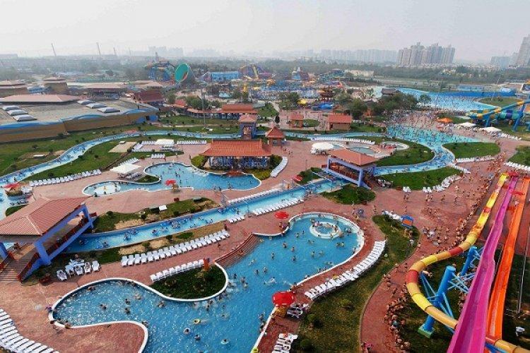 Summer Frolicking - Beijing's Wettest Water Parks