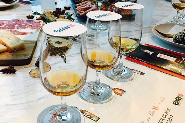 Blog Category - Nightlife. Cognac 101: Hine Shows Us the Ropes at Atta BJ
