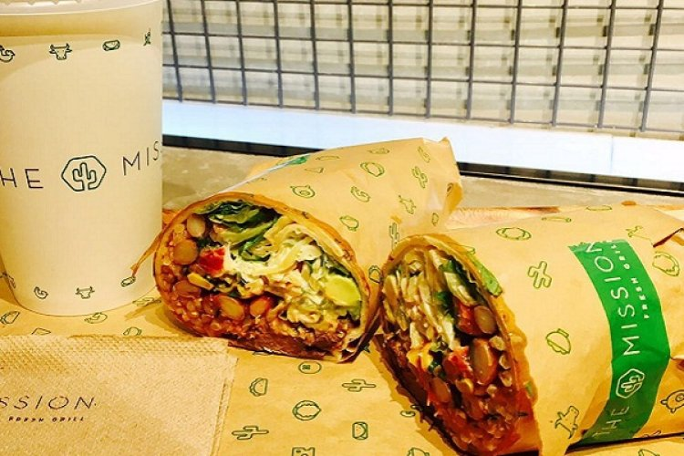 The Mission Serves Palatable Burritos in China World Mall