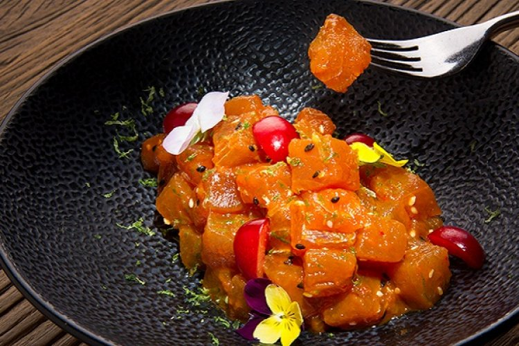 New Executive Chef Alberto Becerril Brings Fushion Twist to Spanish Cuisine at Agua