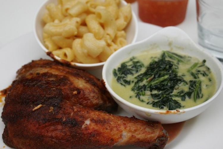 Otis-erie: Uncle Otis Now Roasting Chickens at Xingfucun
