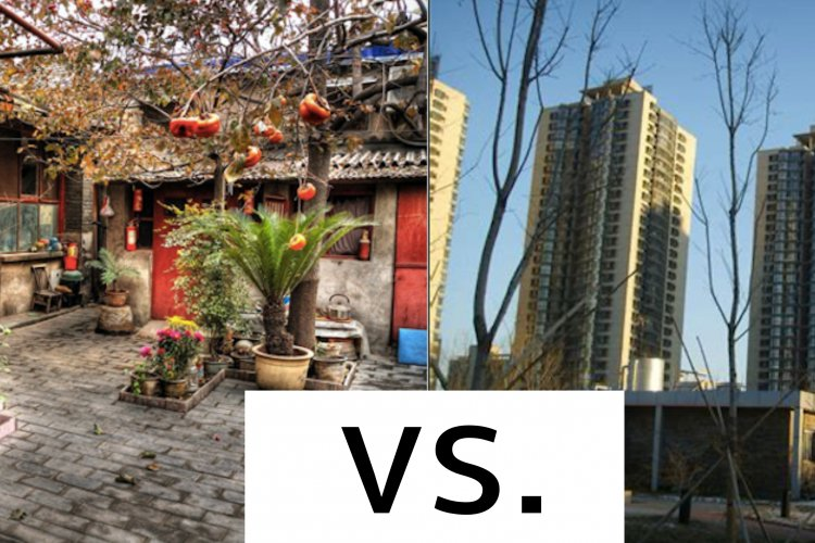 High-Rise vs. Hutong: How to Choose Your Perfect Beijing Apartment
