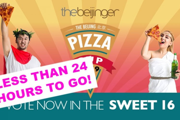 Just 24 Hours Left to Vote on Pizza Cup Sweet 16