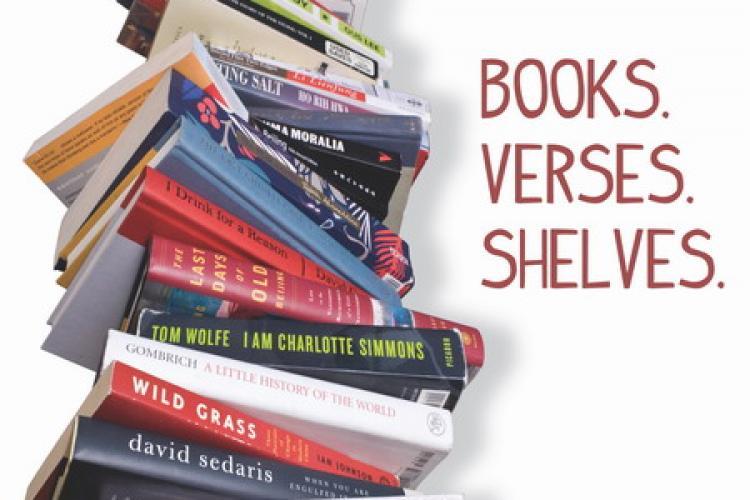 Out Now - the Beijinger Mar 2010: Books. Verses. Shelves.