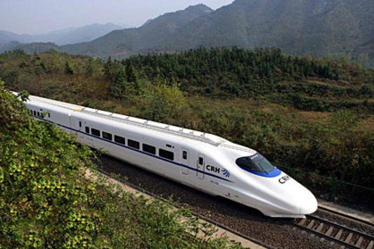 All Aboard the CRH: Shanghai-Beijing on the Fast Train