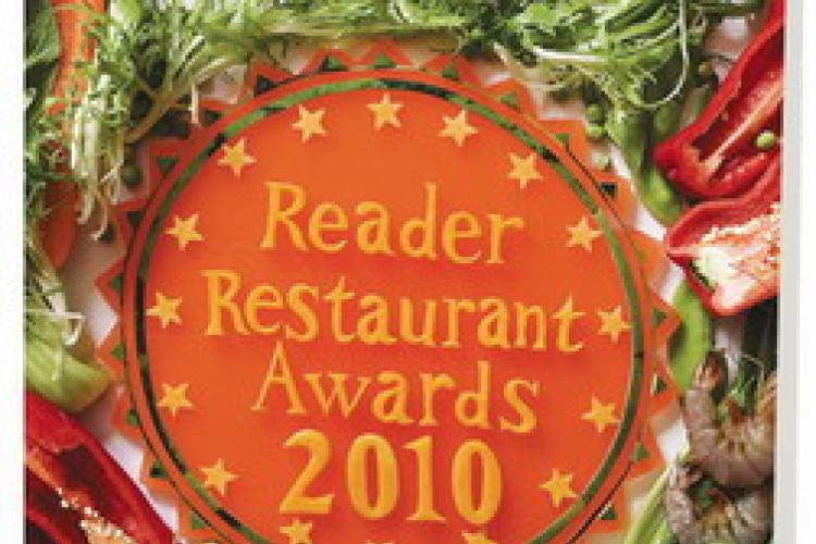 the Beijinger April Issue Out Now - Reader Restaurant Awards 2010