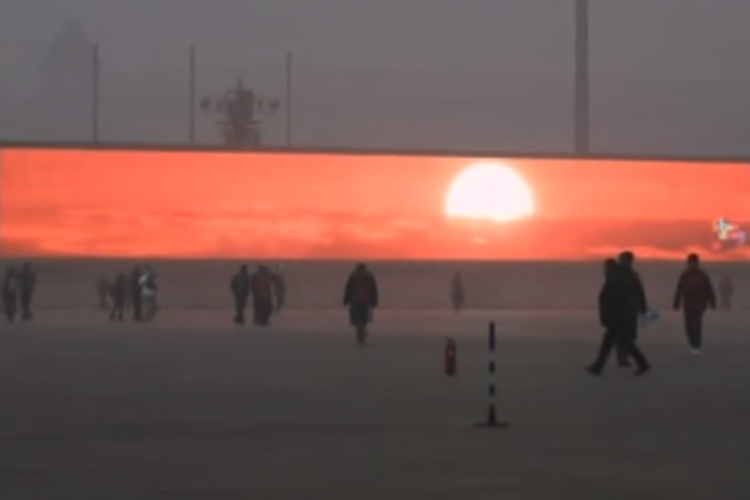 Years of Breathing Dangerously: A Beijing Air Pollution Timeline