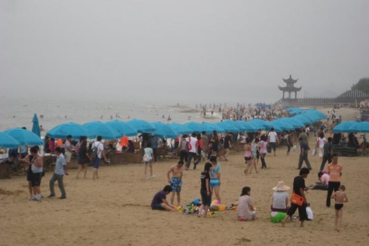Beidaihe Ranked #60 on CNN's list of World's Best Beaches (but WTF?)
