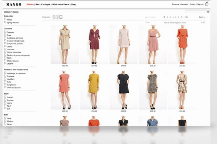 A Click Away: Do All Your Clothes Shopping Online