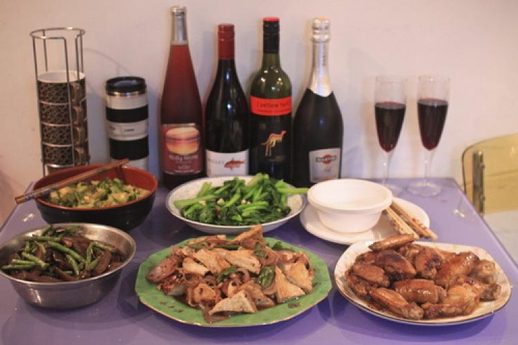 Three Tips for Pairing Wine With Chinese Food