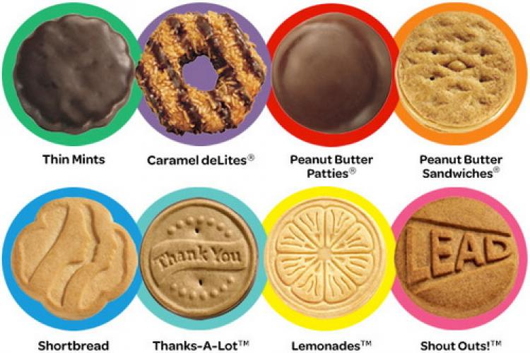 Community Matters: Girl Scout Treats and St. George Eats