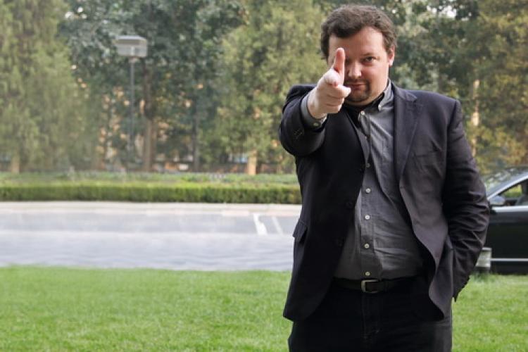 Beijing's 20 Most Interesting People: Jim Boyce