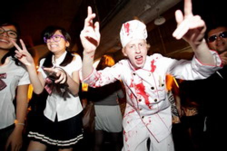 Halloween Parties This Weekend