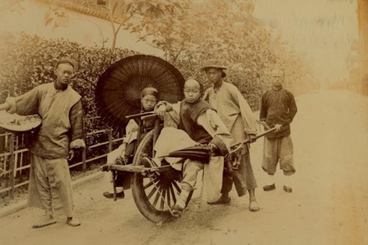 Shanghai's Past As Seen Through Photos