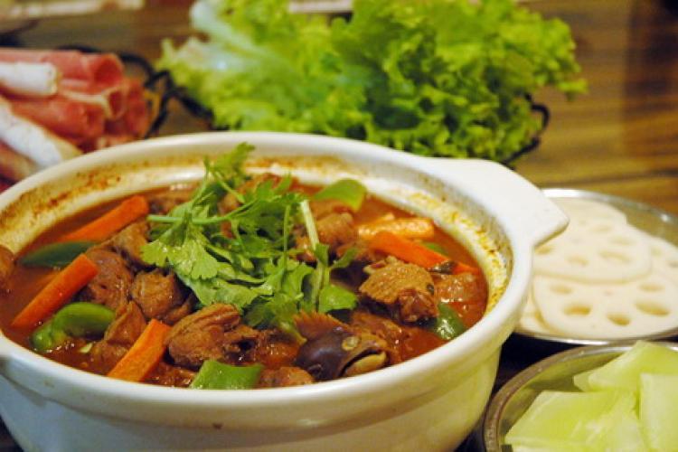 New Openings: Wen Ding Xiang Chongqing Chicken Pot