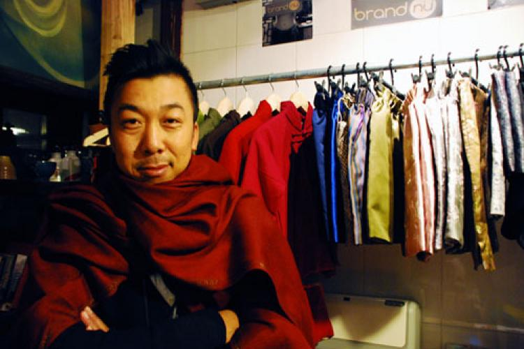Brand Nü Starts Anew: A Chat with Nathan Zhang
