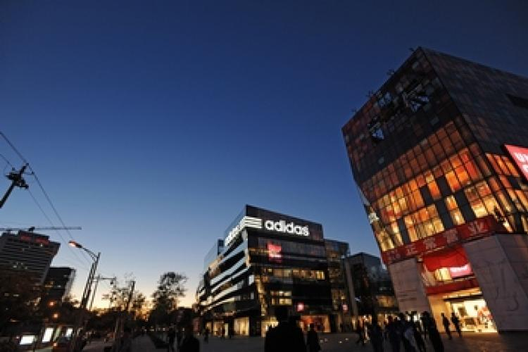Sanlitun Snatch Up: Shoppin', Not Bar Hoppin'