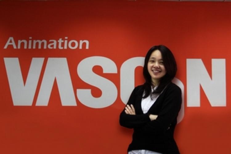 'Toon In: Wu Hanqing of Vasoon Animation
