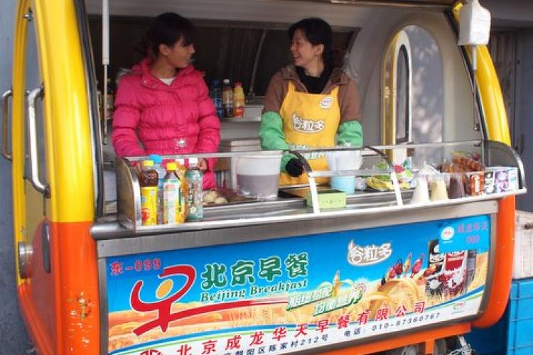Rise of the Beijing Breakfast Wagon