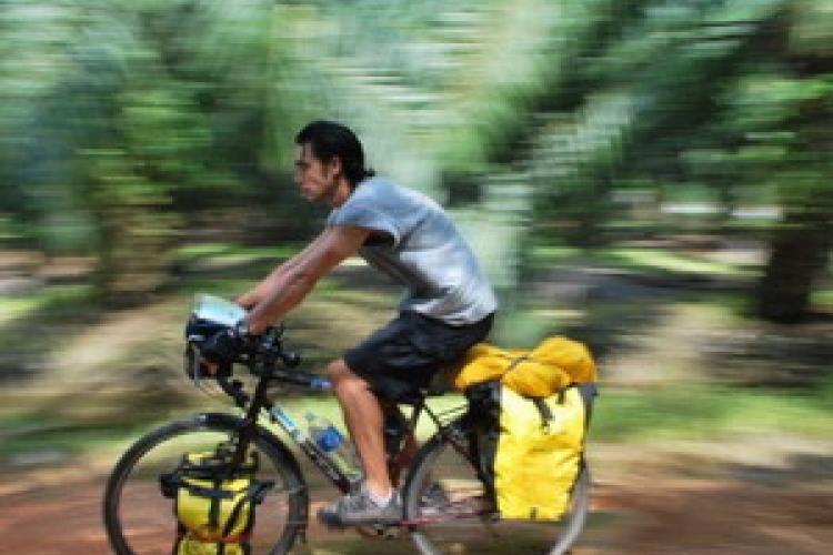 Around the World on a Bike