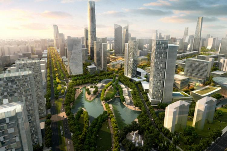 Beijing Urban News - CBD Expansion & Electric Bike Licenses