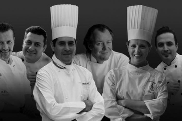 Culinary Stars Align: Six Chefs, One Special Meal