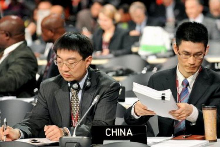 Splits, Rifts & Walkouts: China & the World at Copenhagen