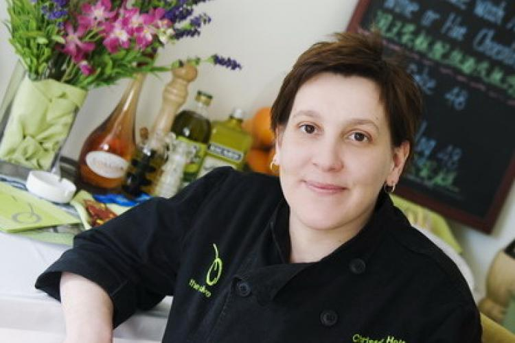 Mediterranean Passion: Christelle Helf of the Olive