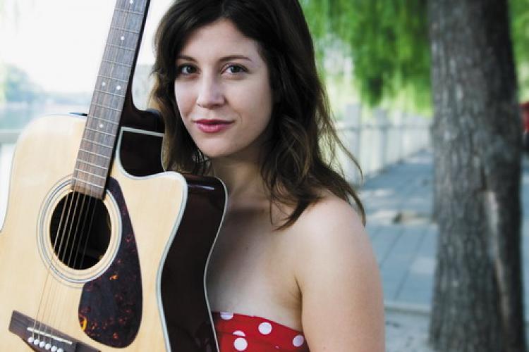 Pluck & Courage: Redbucks' Christine Laskowski on Beijing Bluegrass
