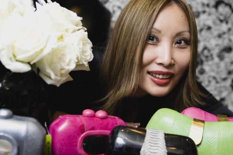 A Little Bit of Heart: Currie Lee of DimSum of all things Asian