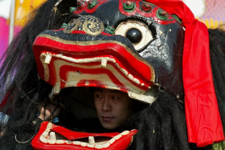 All's Fair During Chunjie: Beijing's Temple Fairs