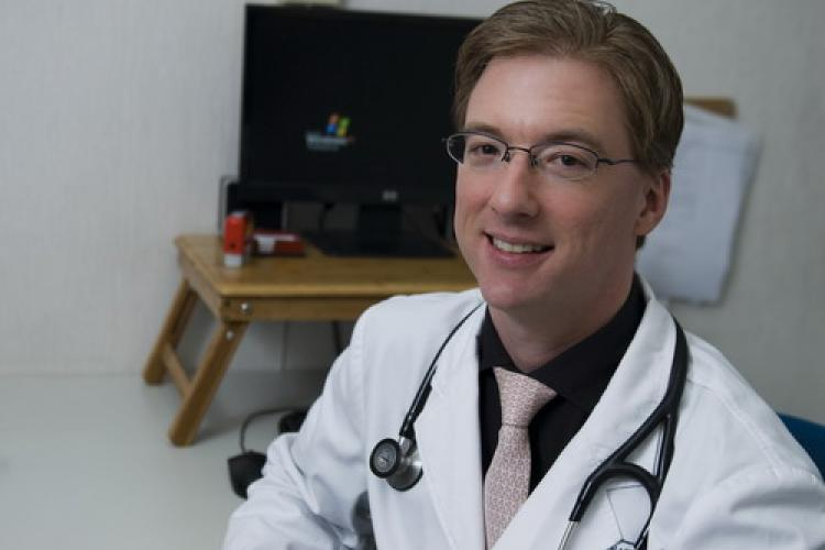 Doctor Richard Speaks - Interview with MD Richard Saint Cyr