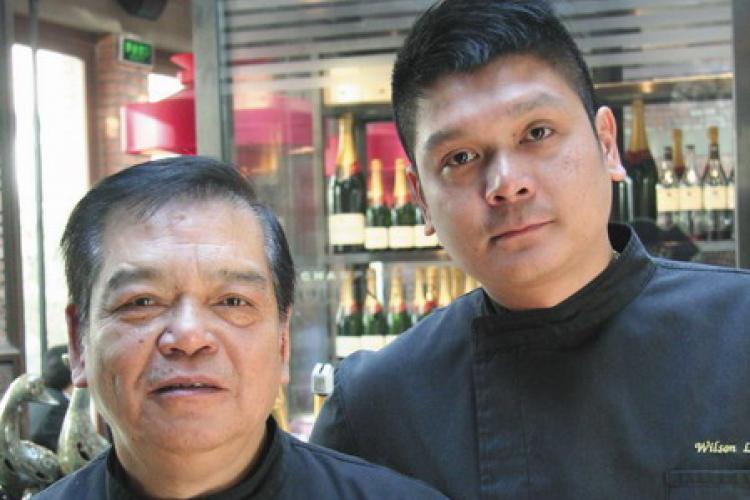 Lam Fine Duck: Duck de Chine's Father-Son Chef Team